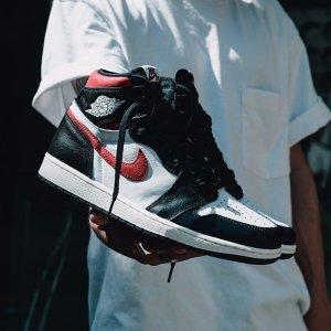 """29日美东10点 $160+包邮新品上市:Air Jordan 1""""Gym Red""""即将开售 神似天价""""禁止转卖"""""""