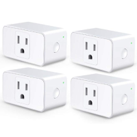 Meross WiFi 智能插座, 支持Alexa, Google Home, IFTTT