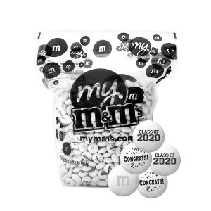 Pre-Designed Class of 2020 Graduation M&M'S 2 lb Bulk Candy | M&M'S® - mms.com