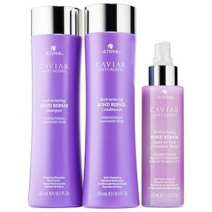 CAVIAR Anti-Aging® Restructuring Bond Repair Essentials - ALTERNA Haircare | Sephora