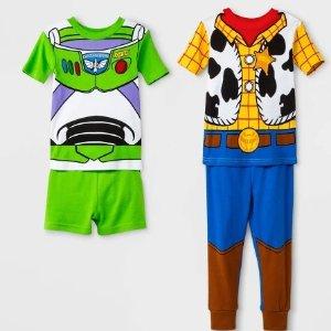 8折迪士尼、Lego等儿童卡通家居服套装促销