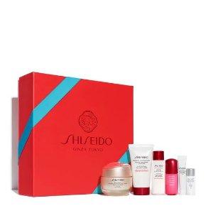 Shiseido价值$126盼丽风姿去皱套装