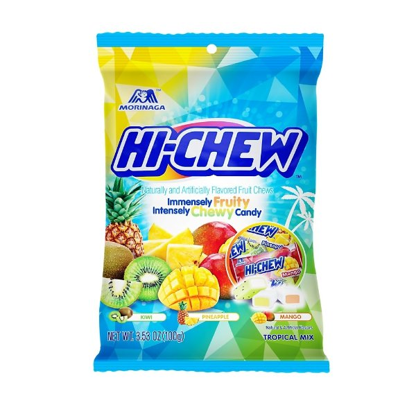 Hi-Chew 果味软糖3.5oz, 6包