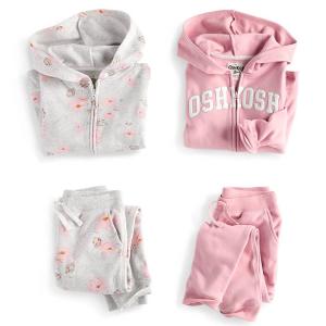 低至5折OshKosh BGosh 婴儿、儿童新款服饰配饰优惠