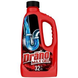 Drano Max Gel Clog Remover, 32 fl oz