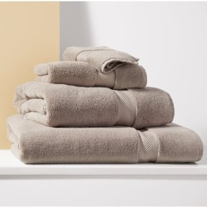 低至7折 浴巾$12.9起Nordstrom 定义柔软新生活 纯棉浴巾,速干帽,手工皂等