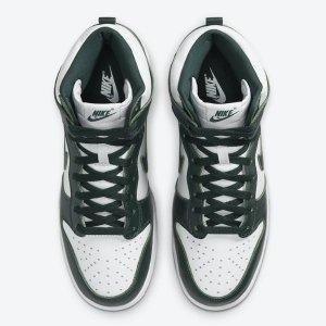 """18日早上9点,售价€109.99全新 Nike Dunk High 即将发售 酷似天价""""Pine Green""""配色"""