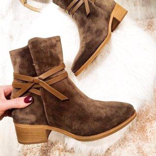Up to 55% OffHautelook Italeau Boot Sale