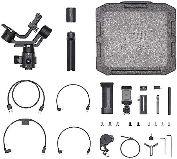 Ronin-SC Pro 套装 单反相机必备云台稳定器