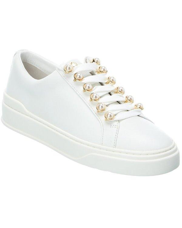 Excelsa 珍珠平底鞋