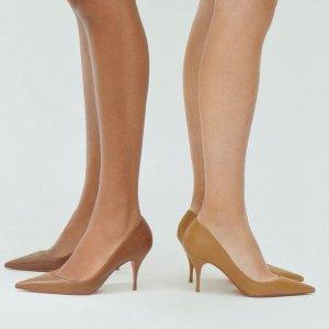 4折起+限时免邮Mytheresa 美鞋上新+补货 收Off-White、Jimmy Choo、AJ等