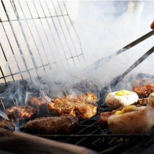 4.8折起 €12.99收双人电烤架Amazon 各种小型烧烤架热卖 约上小伙伴烧烤走起