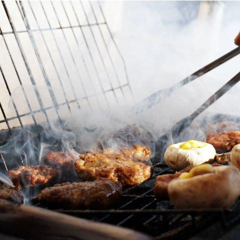 6.4折起 €12.99收双人电烤架Amazon 各种小型烧烤架热卖 约上小伙伴烧烤走起