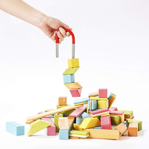 6折起史低价:Tegu 高品质木质磁力积木玩具特卖