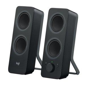 $23.99Logitech Z207 2.0 Multi Device Stereo Speaker (Black)