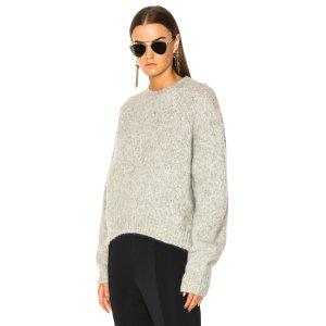 低至2.5折 上新 收ACNE STUDIOSForward折扣区超多大牌毛衣、卫衣促销