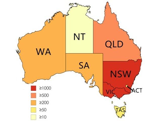 新冠肺炎澳洲实时动态:莫里森呼吁旅...