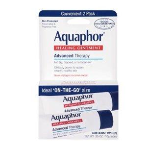 $5 包邮Aquaphor 优色林万用修护霜旅行装 2支