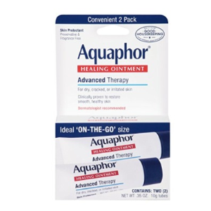 Aquaphor Healing Ointment To-go Pack - Moisturizer for Dry Chapped Skin