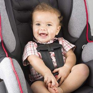 $109.97包邮 (原价$149.99)Evenflo 双向安全座椅 经典5点式安全带