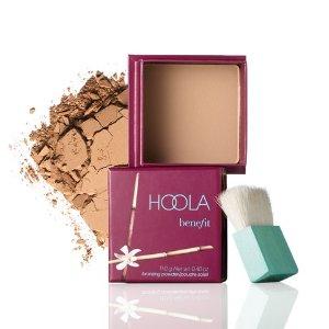 Benefit Cosmetics买2送1 需加入3件在购物车旅行装古铜粉