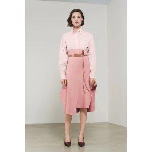 Victoria BeckhamFlared Knitted Skirt