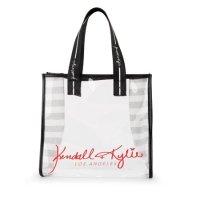 Kendall + Kylie for Walmart 透明单肩包