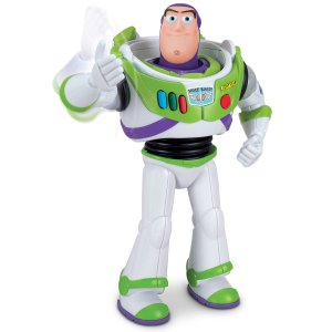 Toy Story Buzz Lightyear Karate Chop Action