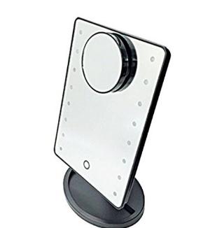 超值价$7.69Z-COMFORT 3倍放大LED 化妆镜