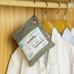 低至5.9折 €6.79起Apalus 竹炭空气净化包热促 消除异味 多种尺寸可选