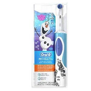 Oral-B 儿童电动牙刷+2个防敏感刷头