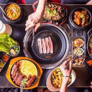 $59(原价$115.3) 美味不能等CNK 韩国餐厅 双人烤肉套餐团购 多种套餐可选