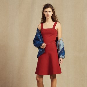 Last Day: Up To 40% Off + Extra 20% Off Spring Dresses Sale @ Sandro Paris
