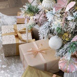低至5折Amara 精致家居电商冬季大促 来淘圣诞礼物、高级感香薰