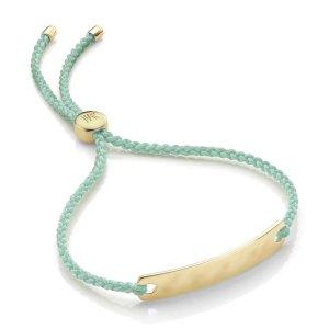 Havana Mini Friendship Bracelet | Monica Vinader