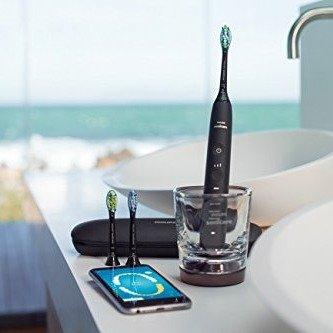 DiamondClean 最新款智能女神牙刷 9300 黑色