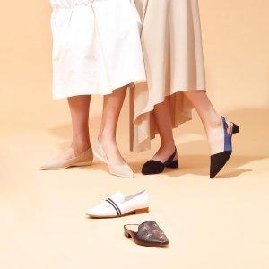 低至5折 + 额外8折Franco Sarto官网 精选美鞋年终大促