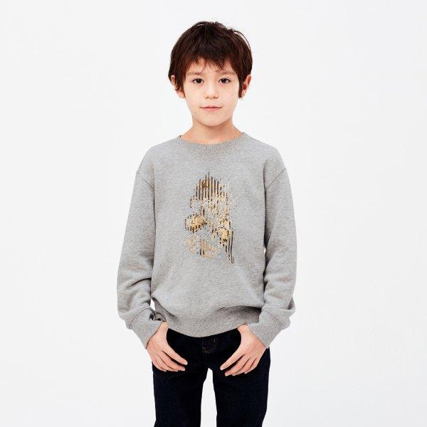 龙珠联名 儿童卫衣