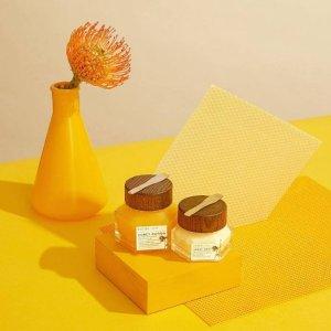 卸妆膏¥197+直邮中国+满赠面霜Farmacy 护肤7折回归,蜂蜜面膜¥221