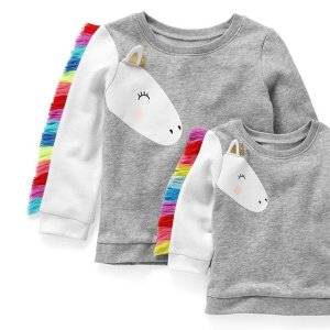 Up to 70% OffKids Sweaters Sweatshirts and Hoodies @ Carter's