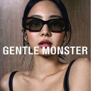 一律9折 Jennie、吴亦凡同款闪购:Gentle Monster 墨镜一戴谁都不爱 热门款齐聚进来买