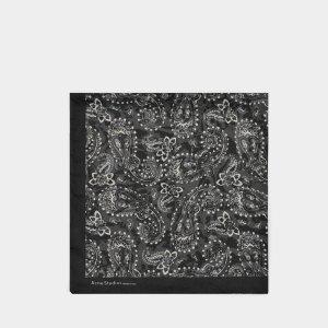 Acne Studios丝绸围巾