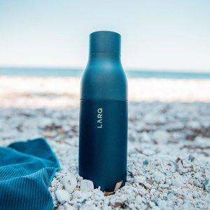 6.5折 现价€72(原价110)LARQ 世界首款自动清洁保温杯 多色可选 高颜值 黑科技