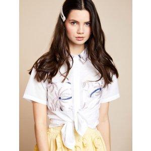 Frondly Shirt 衬衫