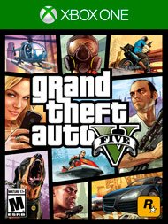 $19.99Grand Theft Auto V for Xbox One Game