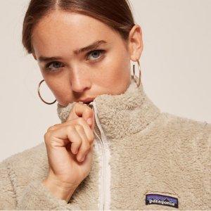 低至4折 户外品牌中的GucciPatagonia 抓绒衣,防风夹克,羽绒外套等促销