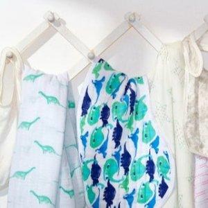 5.5折起Hautelook 婴幼儿产品促销 有 Halo 睡袋和 A+A 纱布巾