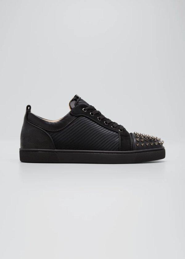 男士铆钉运动鞋