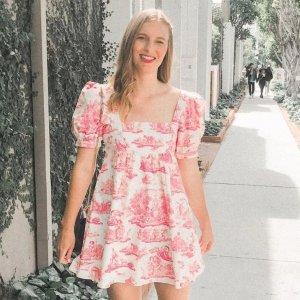 2.5折起 €29收法风裙!Urban Outfitters 小裙子大促 法风、酷帅都是你