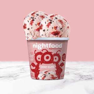 Free pint Official rebateNightfood Sleep Friendly Ice-cream